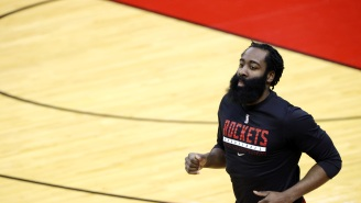 Things Are Getting Real Awkward In Houston After John Wall Put James Harden On Blast For Quitting On The Team After Nine Games