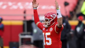 Patrick Mahomes Clears Concussion Protocol, Will Play In Sunday's AFC Championship Game