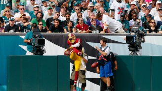 DeSean Jackson Discusses His Eagle Kick TD Dance After Getting Released From Philly: 'I Wanted Them To Feel The Pain I Felt'