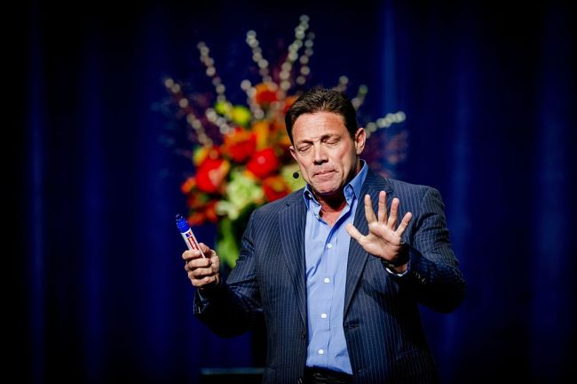 Former stockbroker Jordan Belfort from Wolf of Wall Street fame gave his advice to investors buying shares in GameStop.