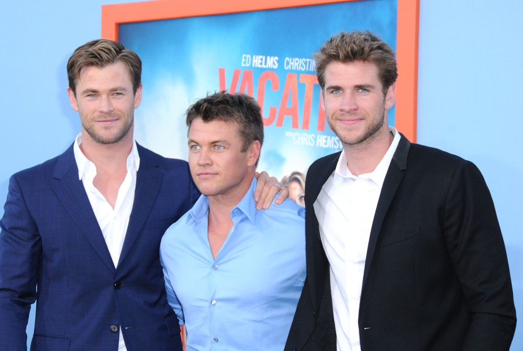 The Hemsworth Brothers
