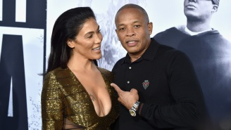 Dr. Dre's Estranged Wife Claims He Held A Gun To Her Head Twice While They Were Married, Causing PTSD