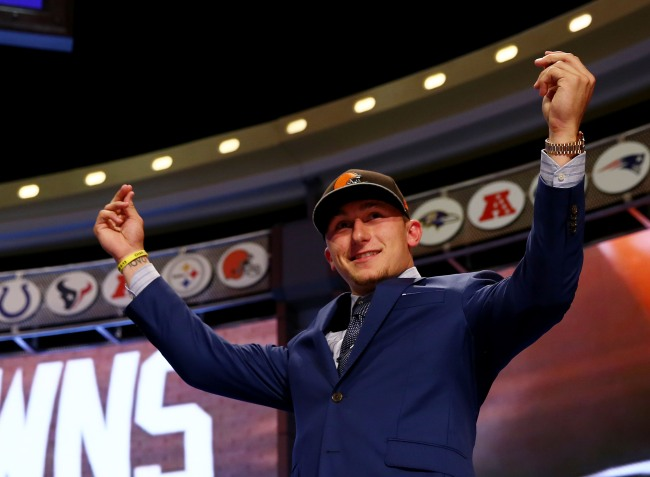 Johnny Manziel Goes To War With Browns Fans On Twitter After Trolling Team Following Their Heartbreaking Playoff Loss To Chiefs