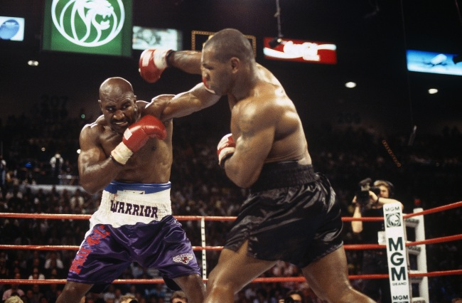 Evander Holyfield reveals he is in talks with Mike Tyson about trilogy fight and insists: I'm ready for him