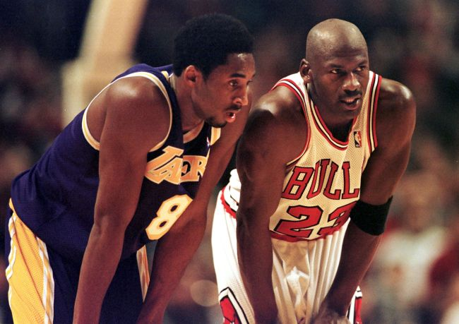 Michael Jordan's Early Advice for Kobe Bryant: 'Stay Aggressive'