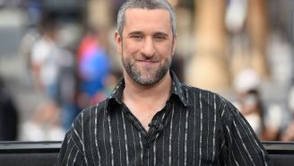'Saved By The Bell' Star Dustin Diamond Diagnosed With Stage 4 Cancer: 'Prayers Are Appreciated'