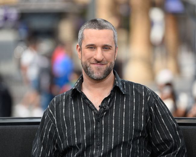 Saved by the Bell star Dustin Diamond has stage 4 cancer