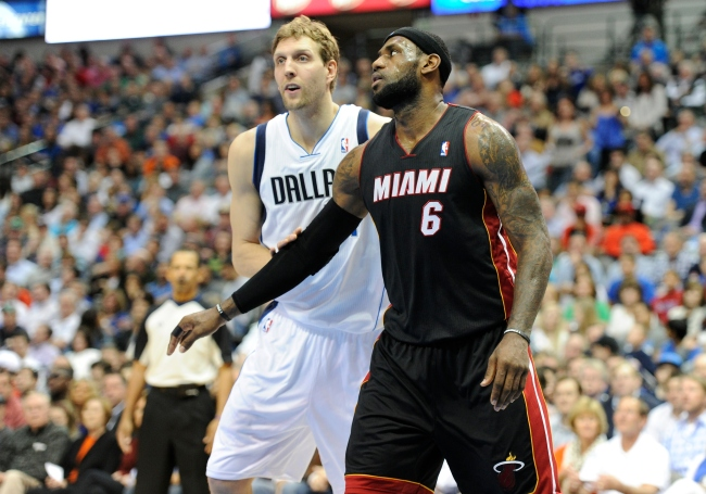 Mavs' Dirk Nowitzki Absolutely Hated LeBron James - A Teammate Explains Why