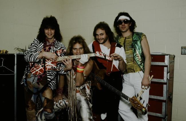 Groupies, Cocaine, Food Fights: Two Random Dudes Recall Bender With Van Halen