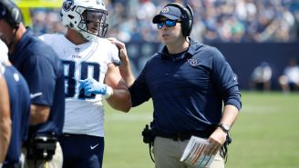 Atlanta Falcons Hire Titans Offensive Coordinator Arthur Smith As Next Head Coach