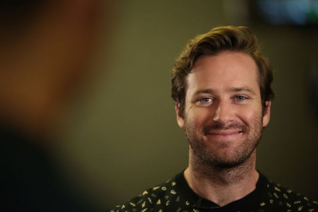 Armie Hammer's ex-girlfriend Paige Lorenze is speaking out with some disturbing claims about what she says happened during their relationship.