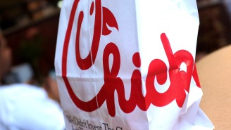 Gridlock, Lengthy Wait At Drive-Thru COVID Vaccine Site Gets Resolved By… Chick-fil-A?