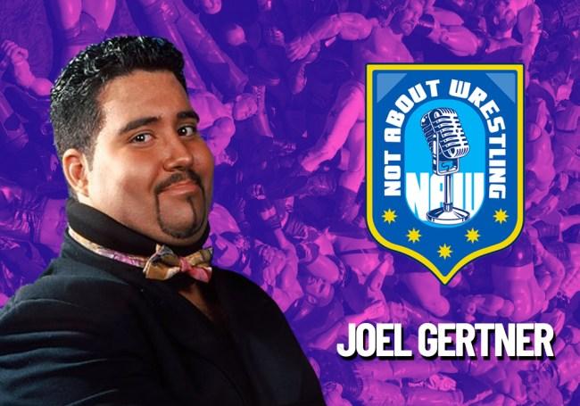 Joel Gertner Not About Wrestling