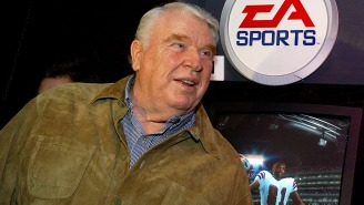 John Madden Says NFL Teams Should Hire The Best 'Madden' Players And Put Them On Staff