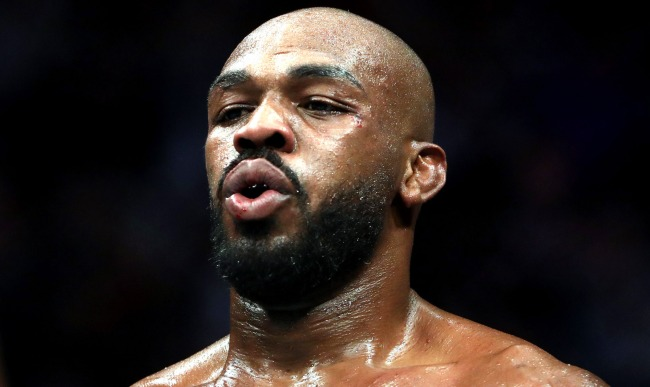 Jon Jones Is Up To 250 Pounds As Preps To Fight As A UFC Heavyweight