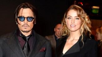 Judge Allows Amber Heard's $100 Million Libel Lawsuit Against Johnny Depp To Go Forward