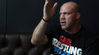 Kurt Angle Talks About The WWE Star Who Hates Traveling So Much, He Hired A Personal Pilot To Live With Him