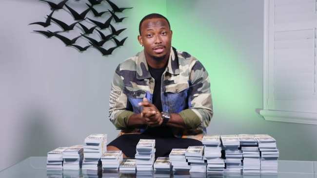 LeSean McCoy Reveals How He Spent His First 1 Million