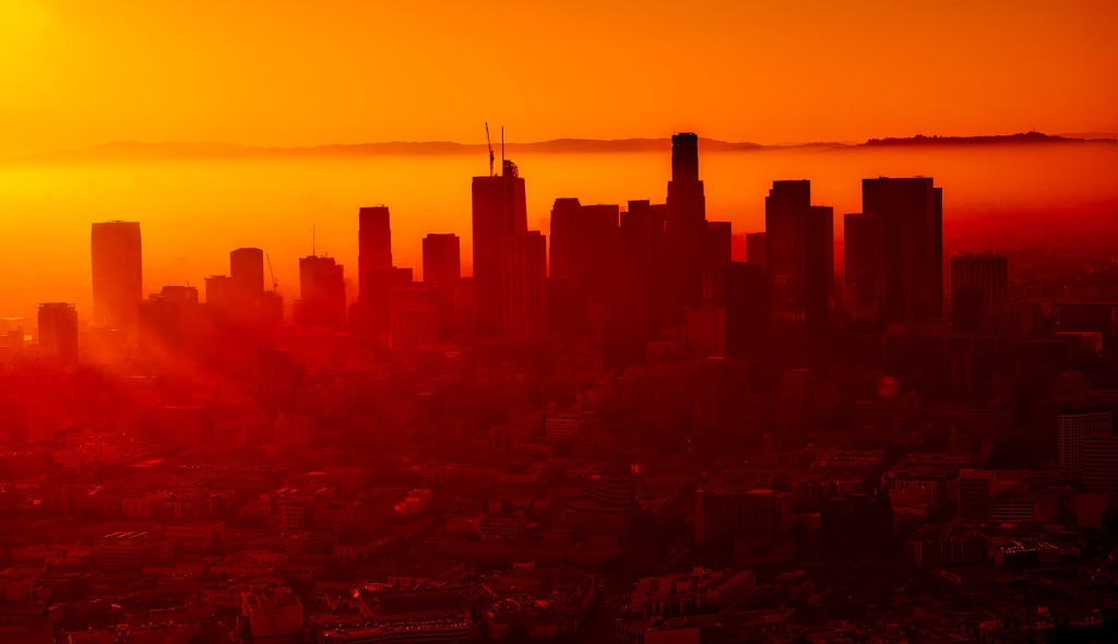 best party cities in the world Los Angeles