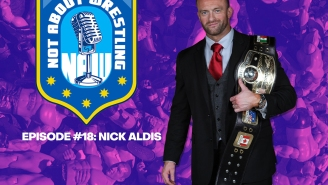 NWA World's Champion Nick Aldis Cares More About 'Moments' Than Matches