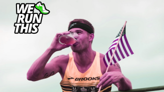 Olympian Nick Symmonds Told Us His Insane Workout Idea For 2021 That Includes Deadlifts, Running And Maybe Beer