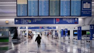 Man Accused Of Living In Restricted Area Of Airport For 3 Months Was Afraid To Go Home Because Of Covid