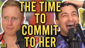 The Right Time To Commit To Her, On Oops The Podcast