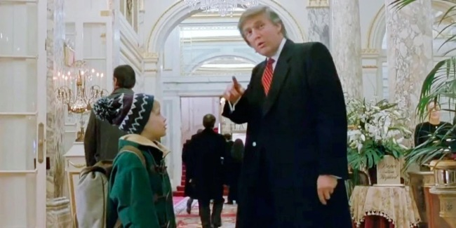 The internet is replacing Trump in 'Home Alone 2' and the results are hilarious