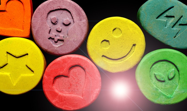 Police Seize Record Amount Of Synthetic Drugs 800K Ecstasy Tablets