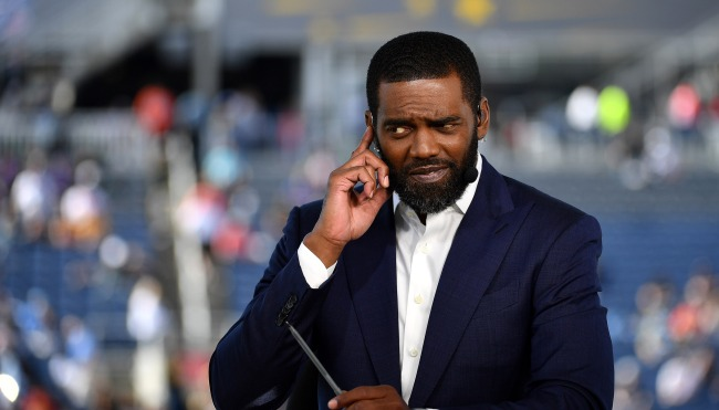 Randy Moss Offers Up Nonsensical Take On Jacksonville Urban Meyer
