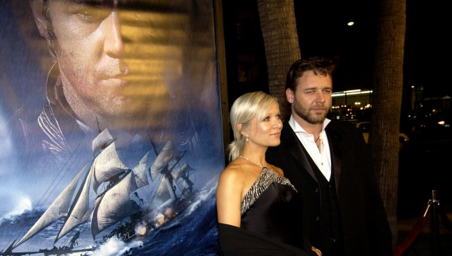 Russell Crowe Rips People Making Fun Of Master And Commander