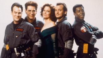 Ernie Hudson Discusses X-Rated 'Ghostbusters' Scene That Never Was And Why You Should Never Accept A Gift From Bill Murray