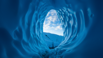 Canadian Teenager Gets Lost In A Blizzard, Builds Himself A Snow Cave, And Survives