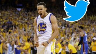 Ex-Teammate Claims Steph Curry Reads Twitter Mentions To Get Motivated During Games