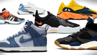 This Week's Hottest New Sneaker Releases Plus Our Pick For Must-Cop Kicks Of The Week