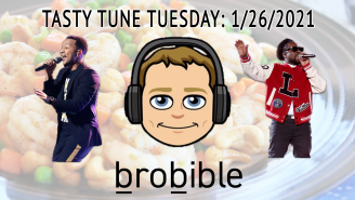 Tasty Tune Tuesday 1/26: The Tenth Edition Will Cure The Winter Blues