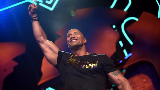 The Rock Named Most Likable Person In The World