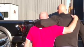 The Rock Says 'Thank You' To Friend And Former WWE Star By Gifting Him A Brand New Truck On Xmas