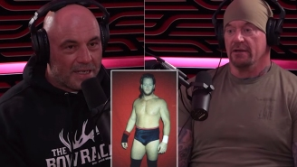 The Undertaker Shares Inspirational Story With Joe Rogan About Breaking Into Wrestling After Getting Screwed Out Of $2K By Veteran