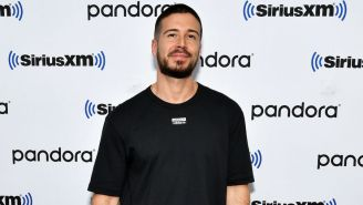 Vinny Guadagnino From 'Jersey Shore' Looks Almost Unrecognizable In New Shirtless 'Keto Guido' Photo