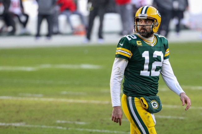 After losing the NFC Championship Game and hinting at leaving the Packers, could Aaron Rodgers' relationship with team become nuclear?
