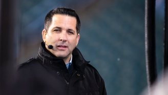 Adam Schefter Tosses Out Absurd Prediction About How Many QBs Could Be On The Move This NFL Offseason