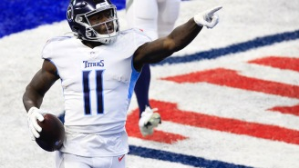 Titans WR A.J. Brown Brags About Balling Out Despite Docs Telling Him In Week 2 That His Season Was Over