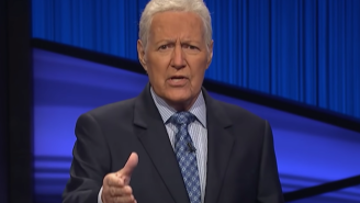 Alex Trebek's Final Week On 'Jeopardy!' Began With Him Delivering A Heartfelt Message And I'm Not Crying, You're Crying