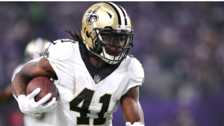 Viral Photo Allegedly Shows Saints Alvin Kamara Maskless At Nightclub A Week Before Testing Positive For Covid-19