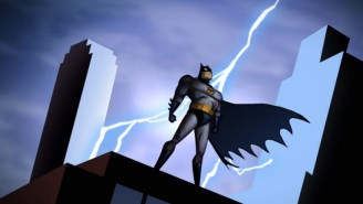 A 'Batman: The Animated Series' Sequel Is Reportedly In The Works At HBO Max