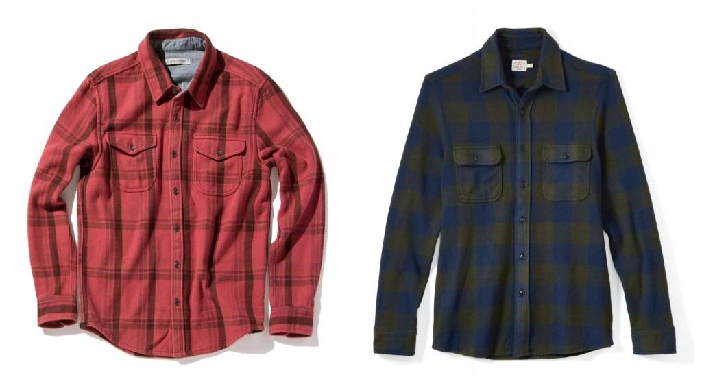 best men's flannels for Winter 2021