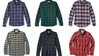 Get Comfy With This Season's Best Flannel Shirts For Guys