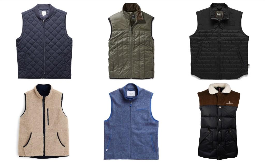 best men's vests 2021