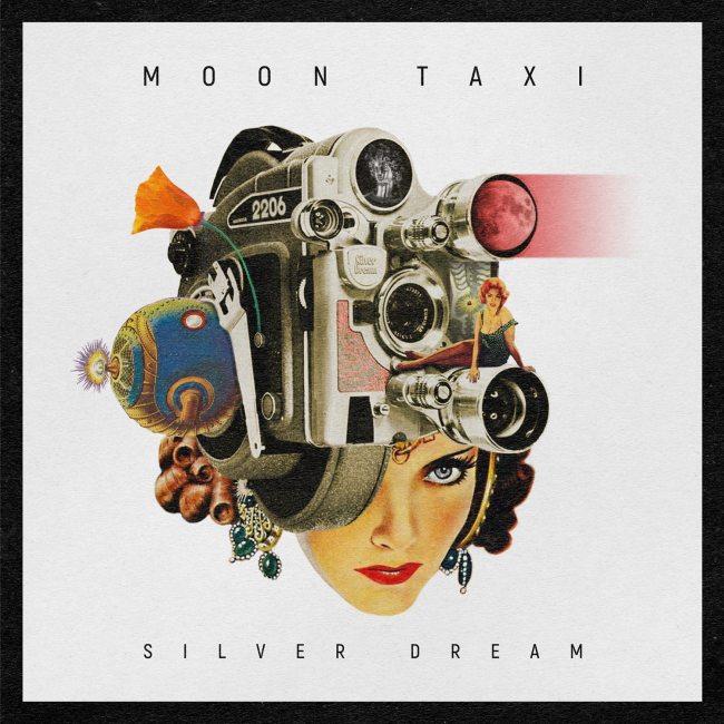 Moon Taxi Silver Dream